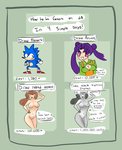 How to be famous on dA by SuperKusoKao