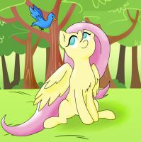 Flutters by WoodenDolphin