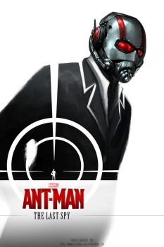 #015 - Ant Man: The Last Spy by alben