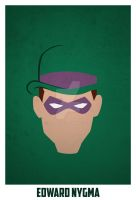 Riddler by blo0p