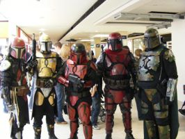 Mandalorian Mercs by Stormcrow-Photograph