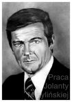 Roger Moore by jolabrodnica