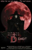 Vampire Hunter D bloodlust by naybabe