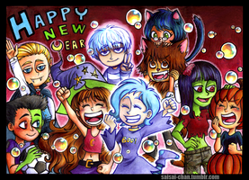 New Year by sry005