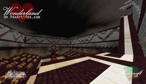 Throne Room Stairs to the Pary Room 02 by TheFlyinFerret