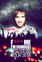 David Guetta by TheStrangeArtist