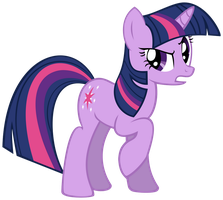 Twilight Annoyed by Ryoki-Fureaokibi