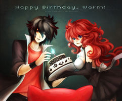 Happy B-day, Warm by ZenithOmocha