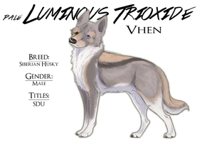 pale Luminous Trioxide SDU by Canidae-Mayhem