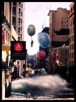 Balloons by aroche