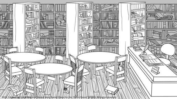 Library by sofmer