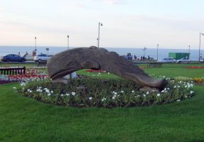 WHITBY WHALE by Sceptre63