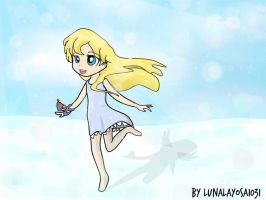Bubbles: A Winter Angel by LunaLayosa-1031