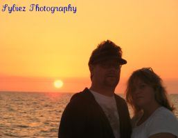 Flordia sunset by Sybiez