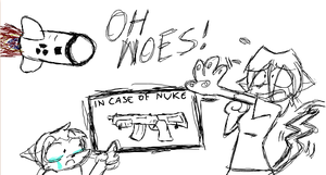 iScribble with Knjklj by Mister-Saturn