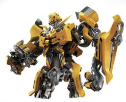 Transformers Bumble Bee by negimanegimi