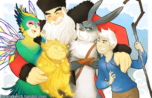 ROTG by Dreamsraven
