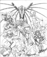 Age of Apocalypse by 0boywonder0