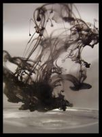 Ink Drop III by clik