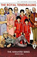 The Royal Tenenbaums by GabeLamberty