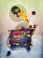 the ectsy channel by Ecstatic-ectsy