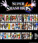 Super Smash Bros for Wii U and 3DS 14th Update by SmashLegacy