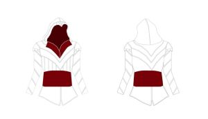 Assasin Creed Hoodie by OliverLastra23
