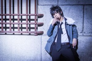 Kogami Shinya by rainyrainbows