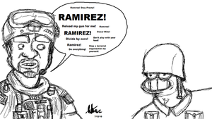 Ramirez, do everything by JimCaspian
