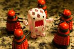 Surrounded exterminations.. by PiliBilli
