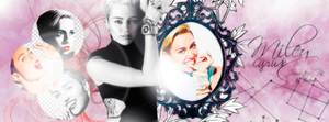 #MileyCyrus#Cover#Black-Red-Purple#ByFurkan by FurkanY