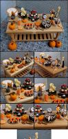 1:12 Halloween Table Details by Bon-AppetEats