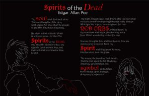 Spirits of the Dead by Lilith1985