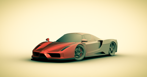 Ferrari Enzo I by chi-man