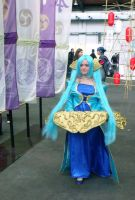 Sona - League of Legends by RicciOnly