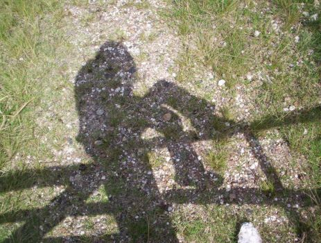 Your shadow... by Guidai