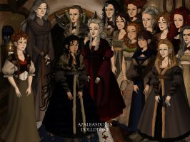 So this is the hobbit...? by Little-Tuss