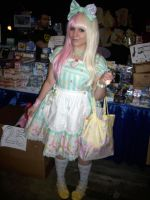 AWA 2011: Pretty Lolita Girl by DaisyPhantom