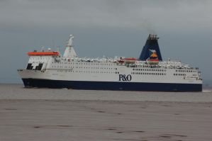Ferry by adamlonsdale