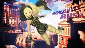 Gravity Rush-Wallpaper by FioreRose