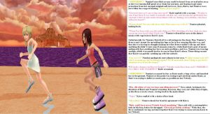 Kairi's Rage: The Chase by Starfighter364