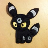Pokedoll Style Umbreon Patch *SHINY* by TheHarley