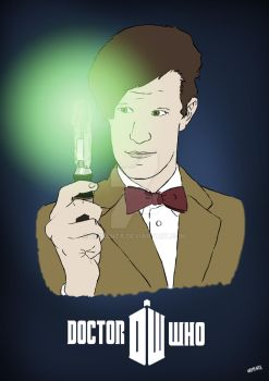 THE DOCTOR by UriMenta