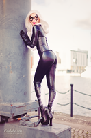 Black Cat III by Cosbabe