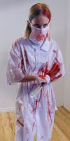 Undead Nurse 5 by Angelic-Obscura