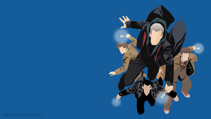 The Doctors (Doctor Who) | Vector / Minimalist by Sephiroth508
