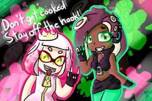 Marina And Pearl by TheRealNeolize