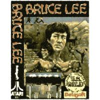 Bruce Lee game cover sketch2 by funkyellowmonkey