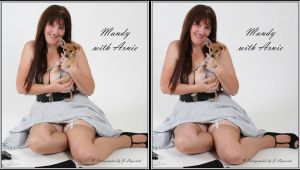 Mandy and Arnie 3D Crossview shot 55 by zippy6234