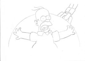 Homer Simpson Wrecking Ball by GoogleFroogleBoogle by GoogleFroogleBoogle
